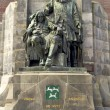 Постер, плакат: Statue of Dutch politicians Johan and Cornelis de Witt