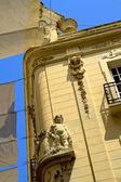 華やかなスペインの建築 — ストック写真