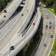 Stock Photo: Highway in Singapore city