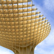 Stock Photo: Metropol Parasol landscape