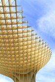 Metropol Parasol portrait — Stock Photo