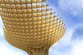 Metropol Parasol landscape — Stock Photo