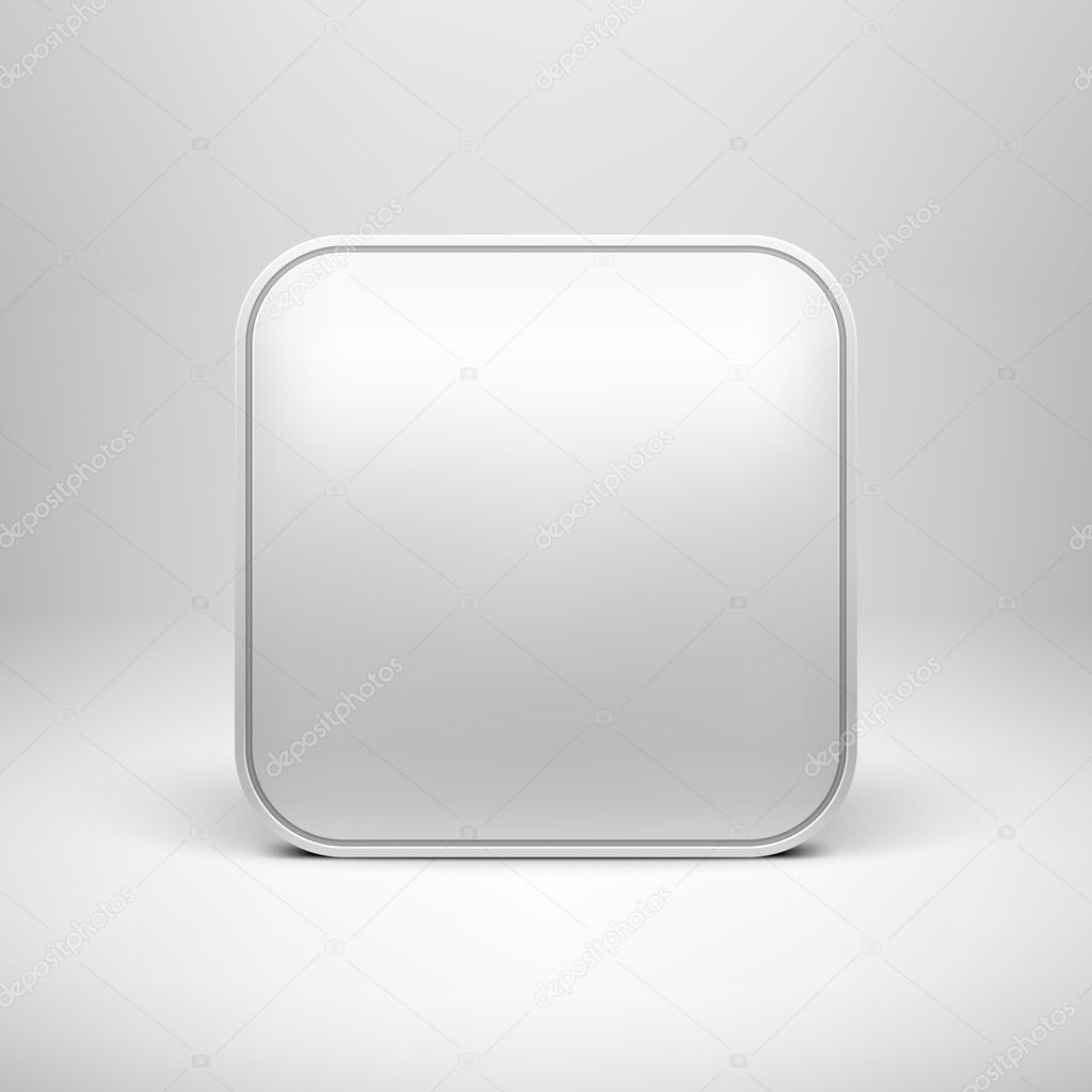 iOS 8 Icon Template, vector files - 365PSD.com