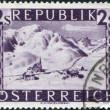 Retro stamp — Stock Photo