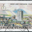 Retro stamp - Stock fotografie