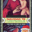 Постер, плакат: A stamp printed in the Equatorial Guinea is devoted to Lucas Cranach the Elder circa 1972