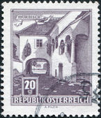 Retro stamp — Foto Stock