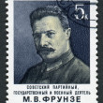 Postage stamps, illustration — Stock Photo #12213032