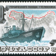 Postage stamps, illustration — Stock Photo #12213224