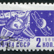 Postage stamps, illustration — Stock Photo #12213482