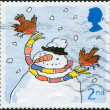 Postage stamps, illustration — Stock Photo #12214047