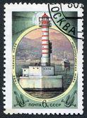 Postage stamps, illustration — Zdjęcie stockowe