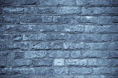 Brick background. Toning. — Stock Photo