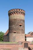Watchtower at Spandau Citadel (Juliusturm). Berlin. — Stock Photo