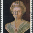 Stock Photo: SOUTH AFRIC- CIRC1976: stamp printed in South Afric(RSA), is dedicated to 50th anniversary of death of Emily Hobhouse, circ1976