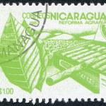 NICARAGUA - CIRCA 1983: Postage stamps printed in Nicaragua — Stock Photo #12363617