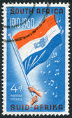 SOUTH AFRICA-CIRCA 1960: A stamp printed in the South Africa — Stock Photo