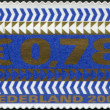 NETHERLANDS - CIRCA 2002: A stamp printed in the Netherlands, and t — Stock fotografie