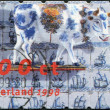Stock Photo: NETHERLANDS - CIRC1998: stamp printed in Netherlands