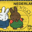 NETHERLANDS - CIRCA 2005: A stamp printed in the Netherlands — Stock Photo #12427829