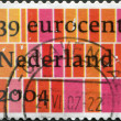 Stock Photo: NETHERLANDS - CIRC2003: stamp printed in Netherlands
