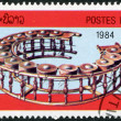 Royalty-Free Stock Photo: LAOS-CIRCA 1984: A stamp printed in the Laos