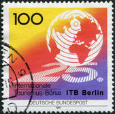 25th International Tourism Exchange, Berlin — Stock Photo