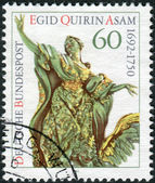 300th anniversary of the birth Egid Quirin Asam — Stock Photo