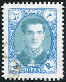 Mohammad Reza Pahlavi — Stock Photo