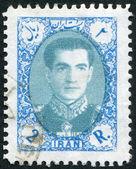 Mohammad Reza Pahlavi — Stock Photo