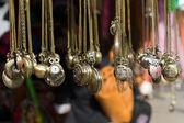 Decorative chain. Background — Stock Photo