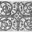 Door Fittings, Liege, 13th century. - Grafika wektorowa