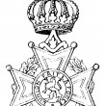 ������, ������: Order of Leopold Belgium 1832 Publication of the book Meyers Konversations Lexik on Volume 7 Leipzig Germany 1910