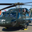 Military helicopter Sikorsky UH-60 Black Hawk (S-70i) — Stock Photo #13491572