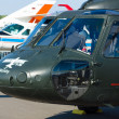Military helicopter Sikorsky UH-60 Black Hawk (S-70i) — Stock Photo #13491573