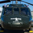 Military helicopter Sikorsky UH-60 Black Hawk (S-70i), — Foto Stock #13491576
