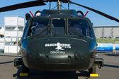 Military helicopter Sikorsky UH-60 Black Hawk (S-70i), — Stock Photo