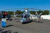 Experimental high-speed compound helicopter Eurocopter X3 (X-Cubed) — Stock Photo