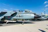 Panavia Tornado IDS is a family of twin-engine, variable-sweep wing combat aircraft — Stock Photo
