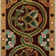 ������, ������: Byzantine pattern on Damascus silk 11th century Publication of the book Meyers Konversations Lexikon Volume 7 Berlin Germany 1910