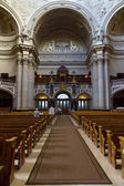 Berlin Cathedral (Berliner Dom). Interior. — Stock Photo