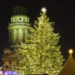 Royalty-Free Stock Photo: Christmas market at Gendarmenmarkt.