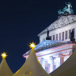 Royalty-Free Stock Photo: Christmas market at Gendarmenmarkt