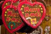 Traditionelle weihnachtskuchen — Stockfoto
