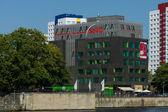 Associação social da sede da alemanha em berlim — Foto Stock