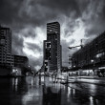 ������, ������: The new Hilton Hotel in West Berlin