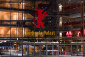 Berlinale Palast, the main venue the Berlinale International Film Festival — Stock Photo