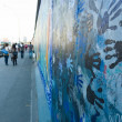 Berlin Wall. East Side Gallery. — Stock Photo #19950461
