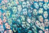 Berlin Wall. East Side Gallery. — Stock Photo