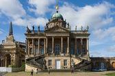 Potsdam, San Souci. New Palace, the western part. University of Potsdam. — Stock Photo